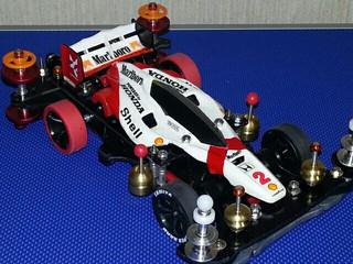 エアロアバンテ・McLaren HONDA